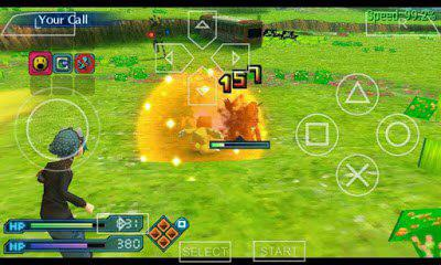 Digimon World Re Digitize PSP English Patch